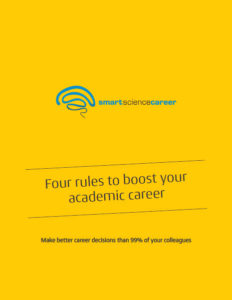 FREE GUIDE 4 rules to boost your academic career